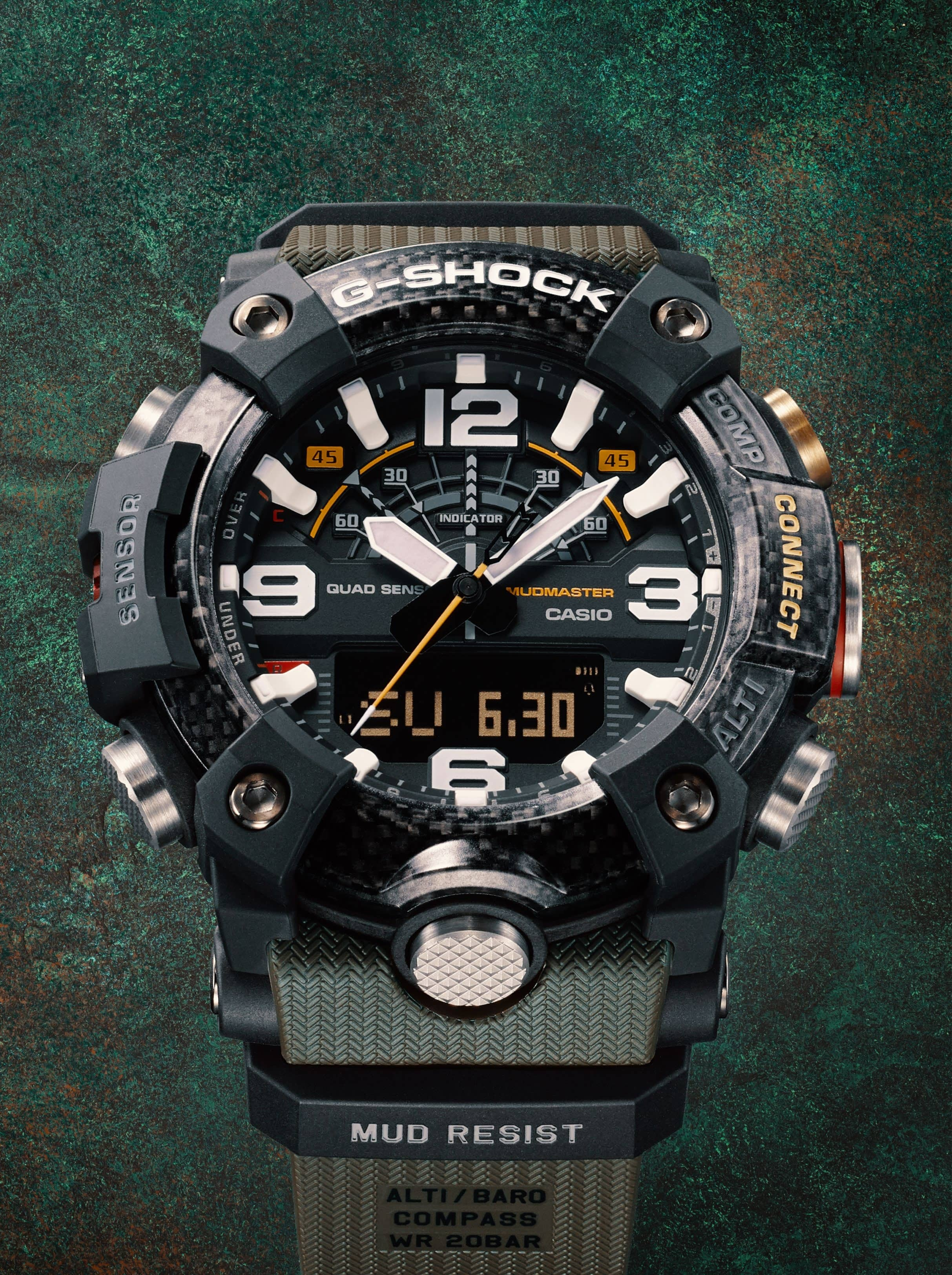 The Almost Perfect G-Shock