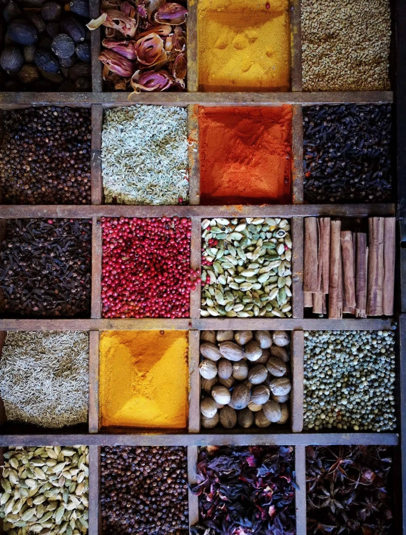 The New Spice Traders