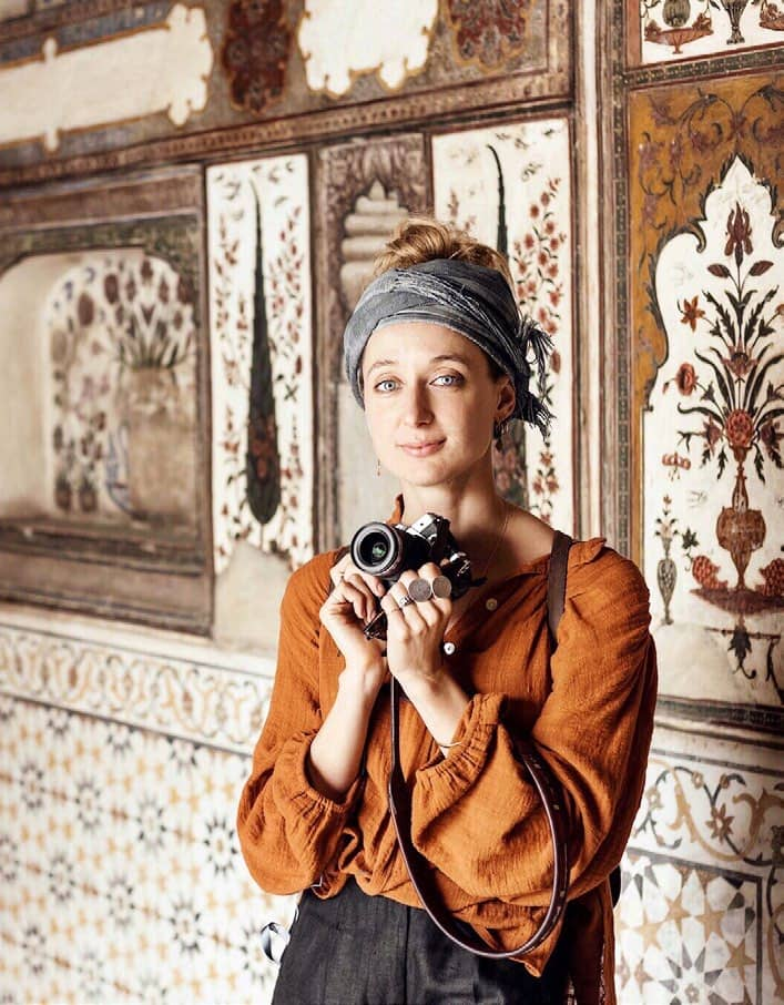 Travelling With Nina Karnikowski