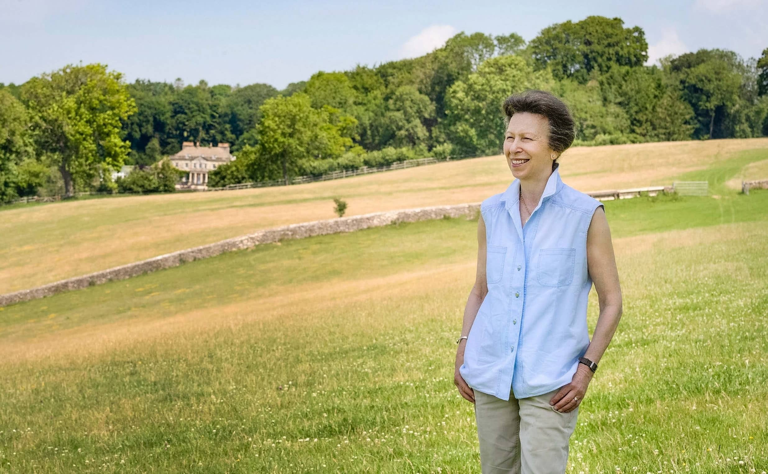 """Princess Anne - """"I've Never Been A City Girl"""""""