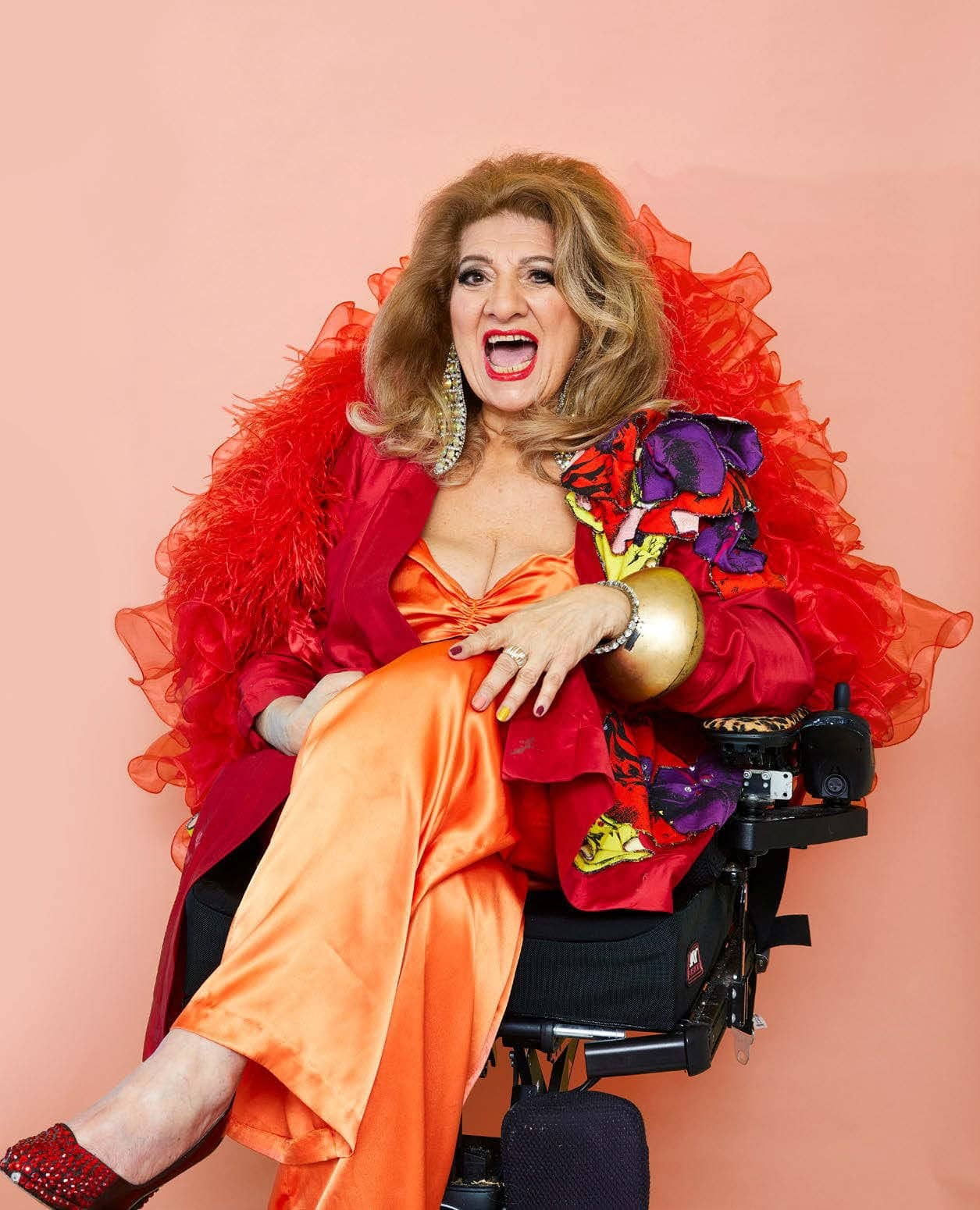 The Enduring Spirit Of Maria Venuti