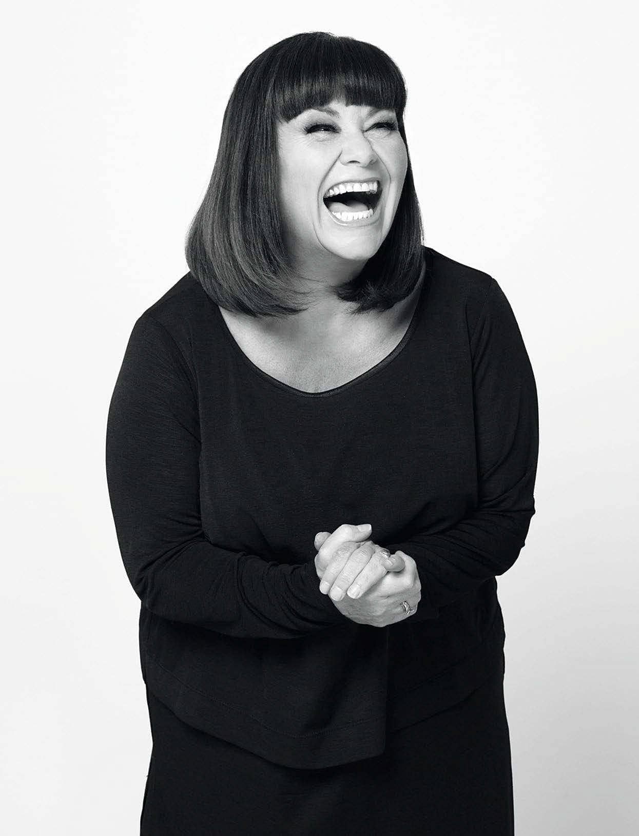 "DAWN FRENCH ""I always just wanted to be happy"""