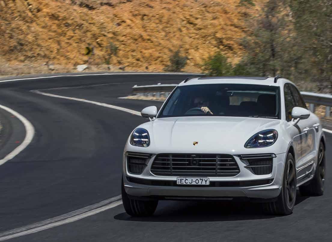 Porsche Macan Turbo - More Power, Same Superb Handling