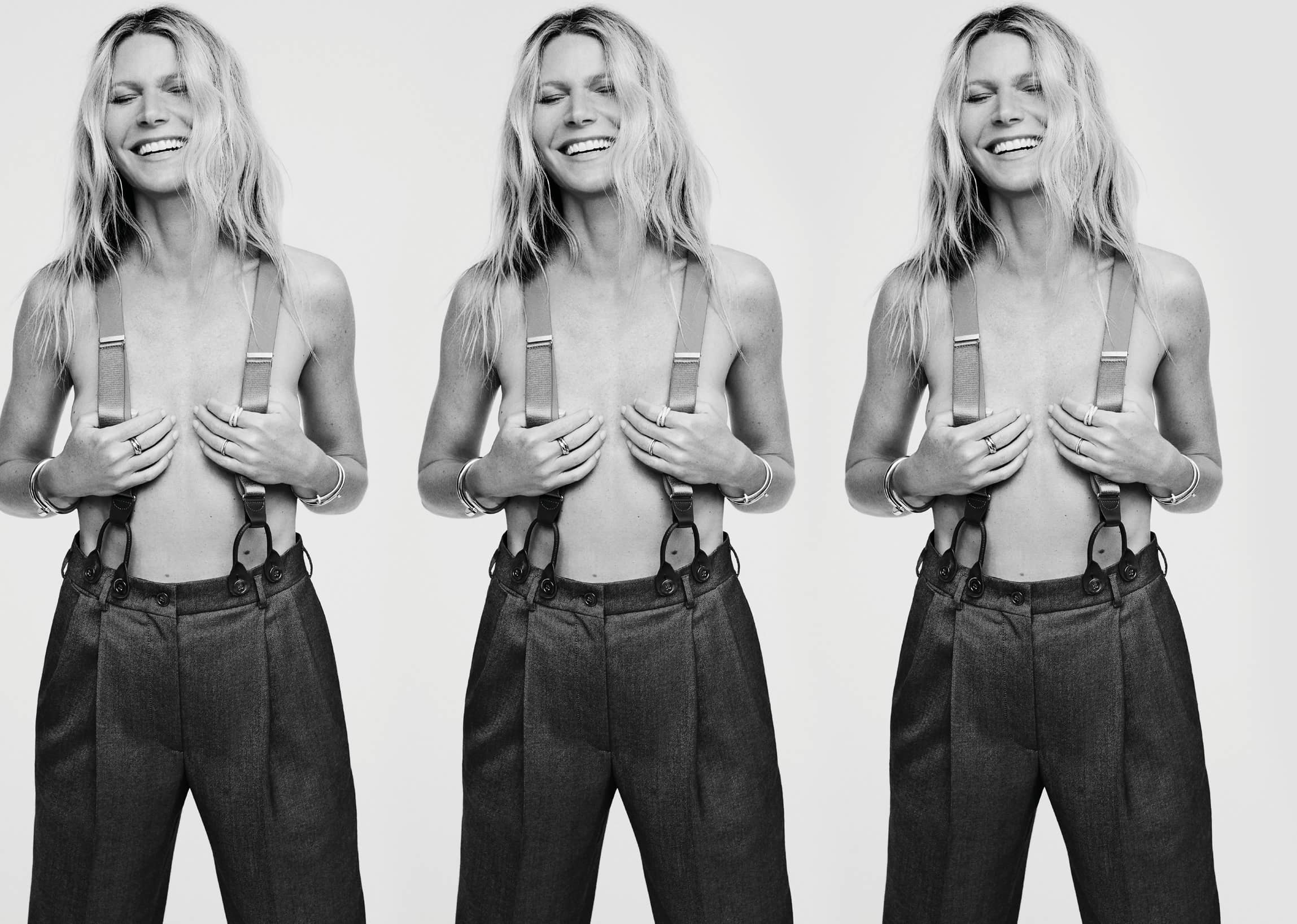Gwyneth Paltrow, Shows Us What It's Like To Live With Ambition Unleashed