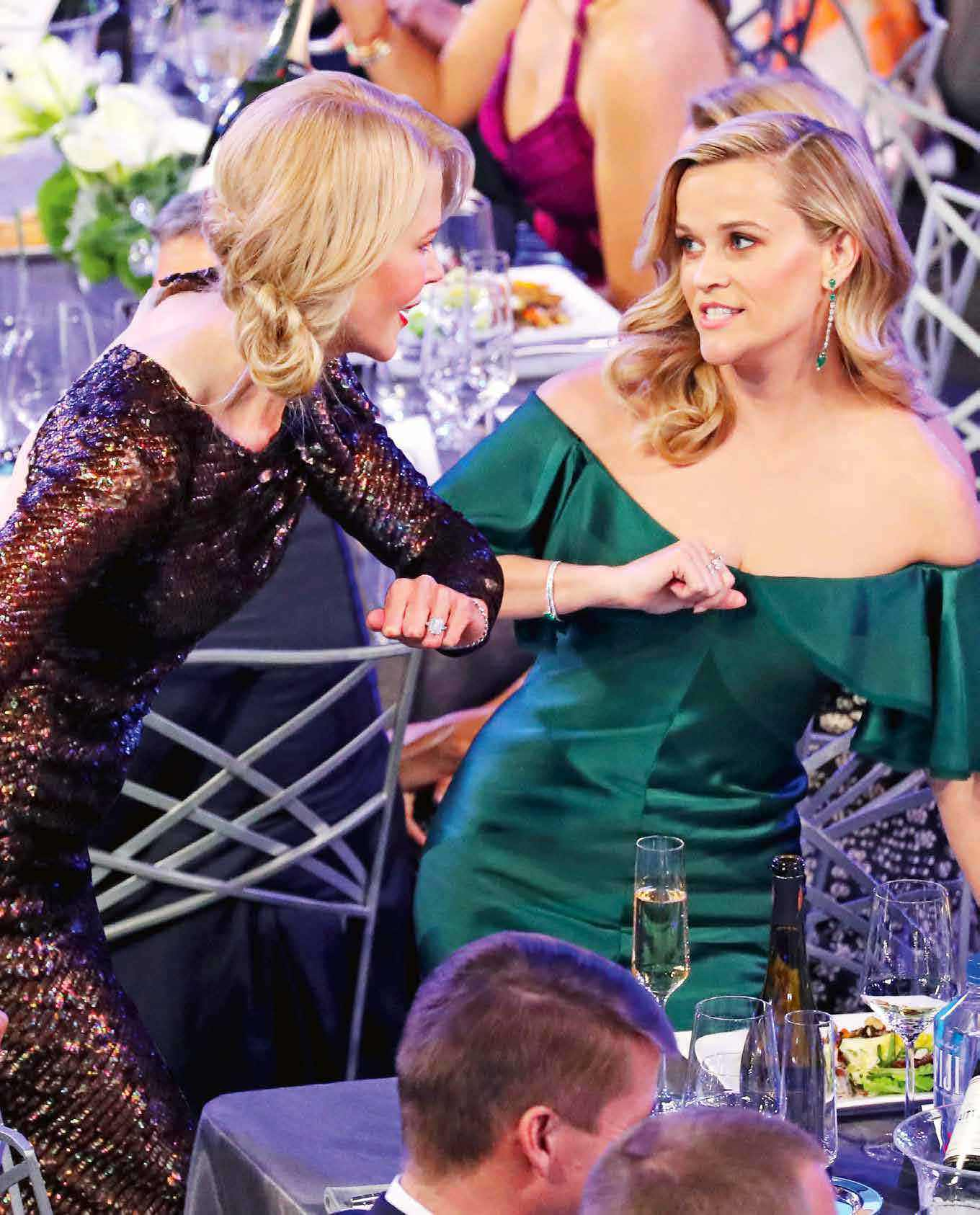 Nicole Vs Reese - Backstage Blow-Up!