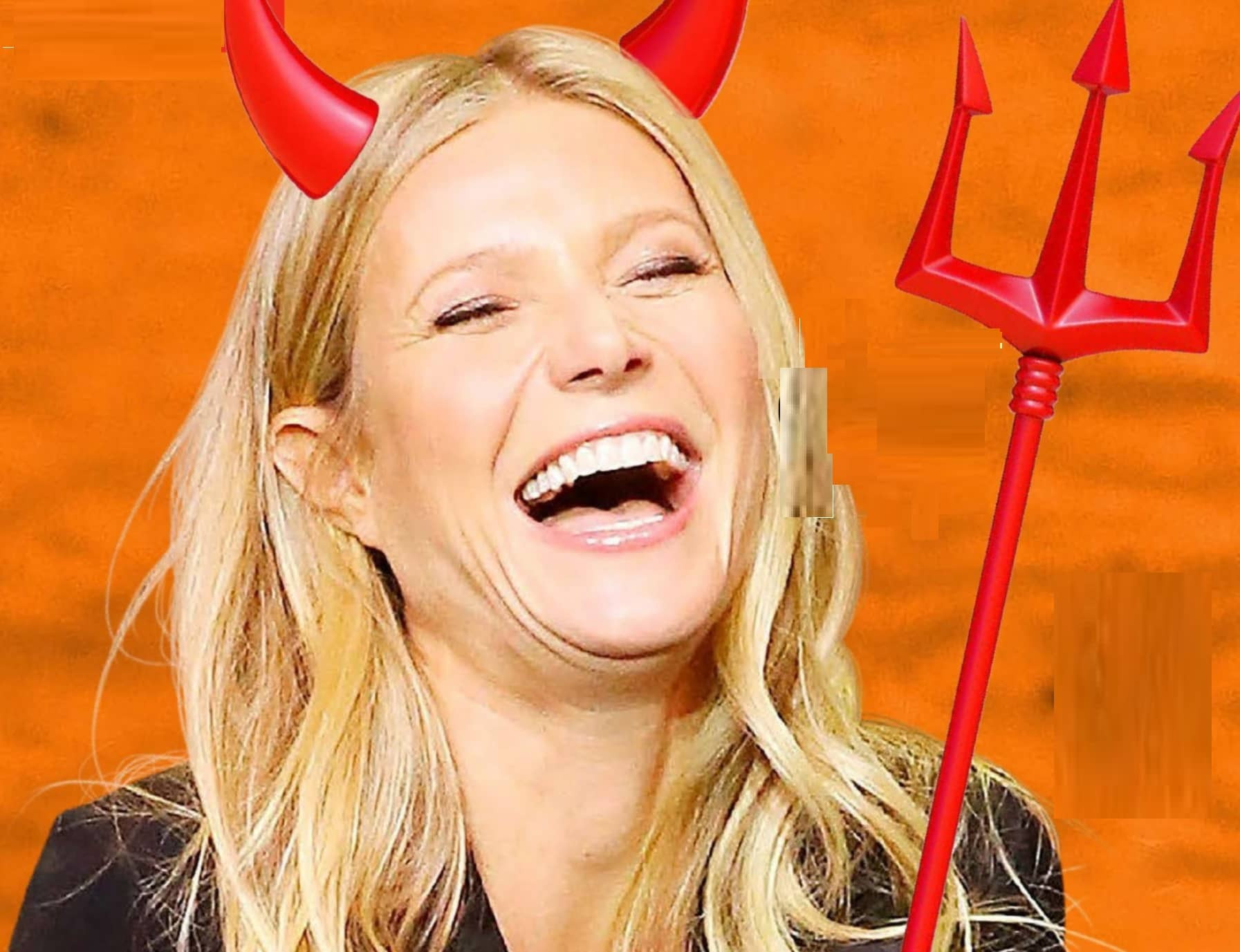 Gwyneth's The Stepmum From Hell!