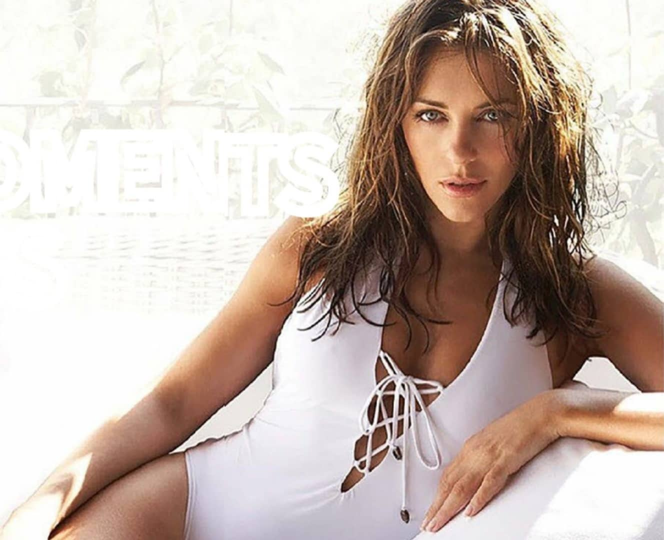 Liz Hurley's - 10 COMMANDMENT OF FITNESS