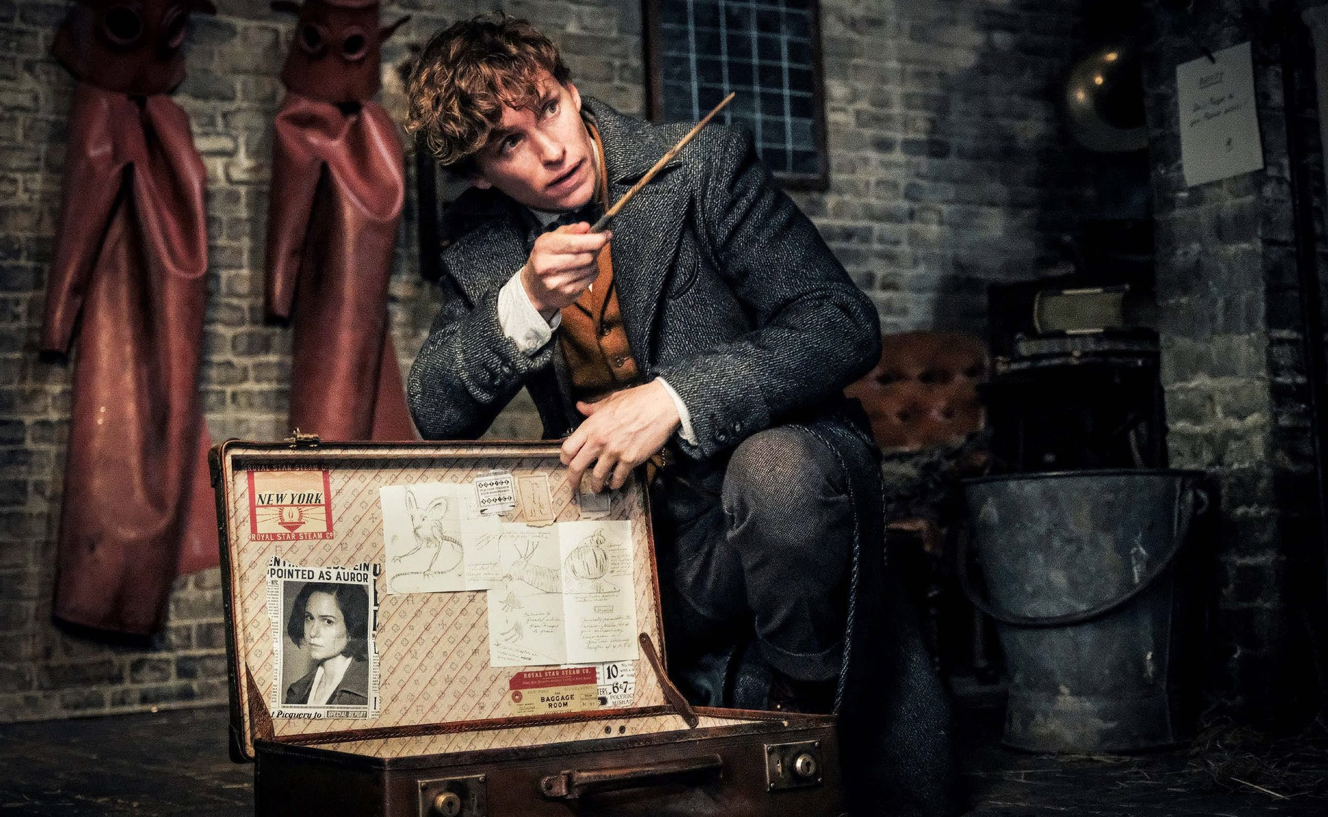 Inside The Crimes Of Grindelwald