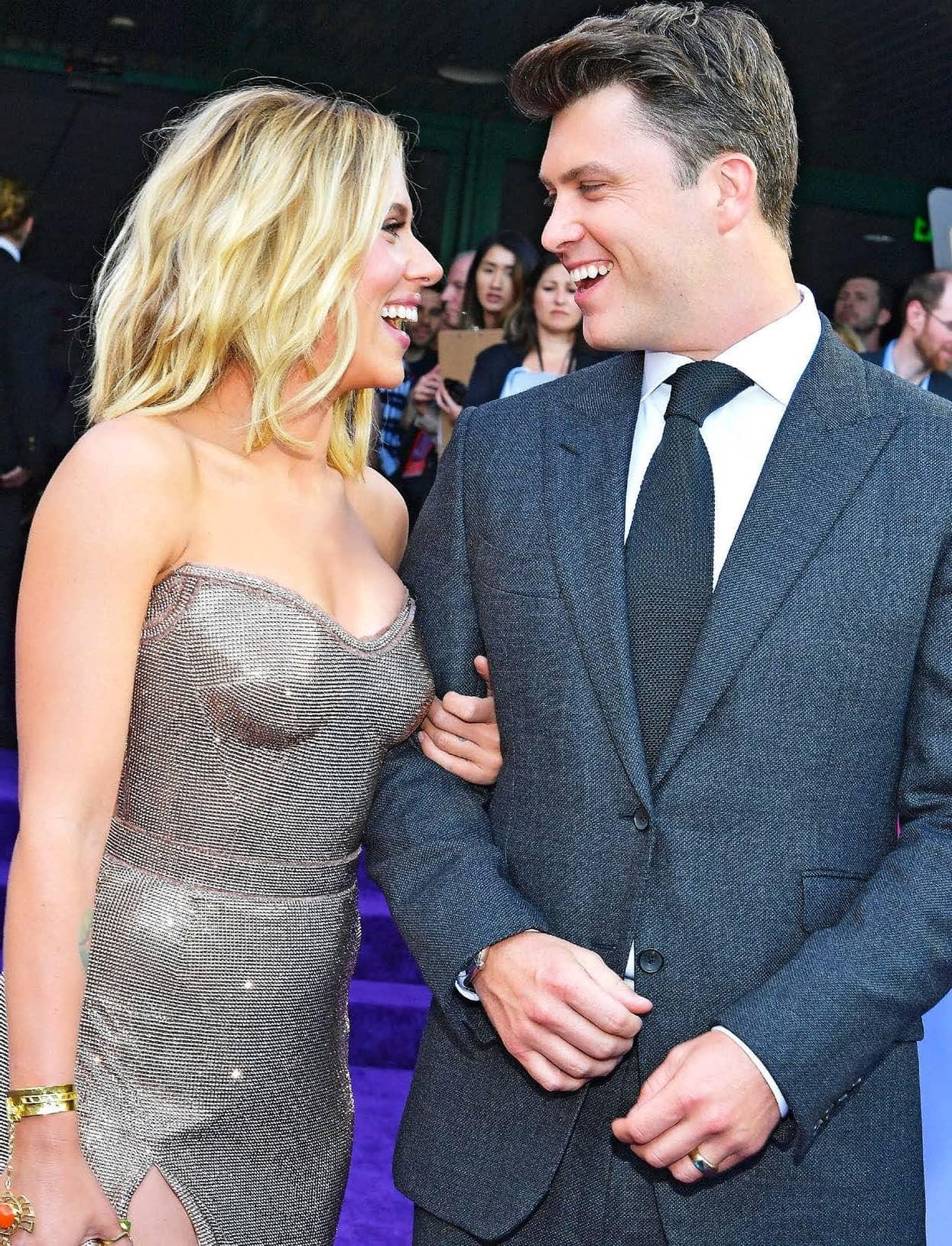 Scarlett & Colin Expecting Already?
