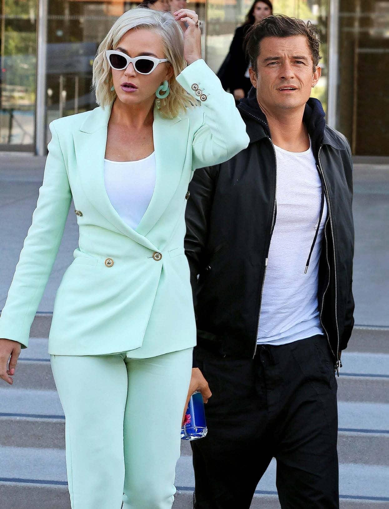 Katy & Orlando The Wedding Is Off