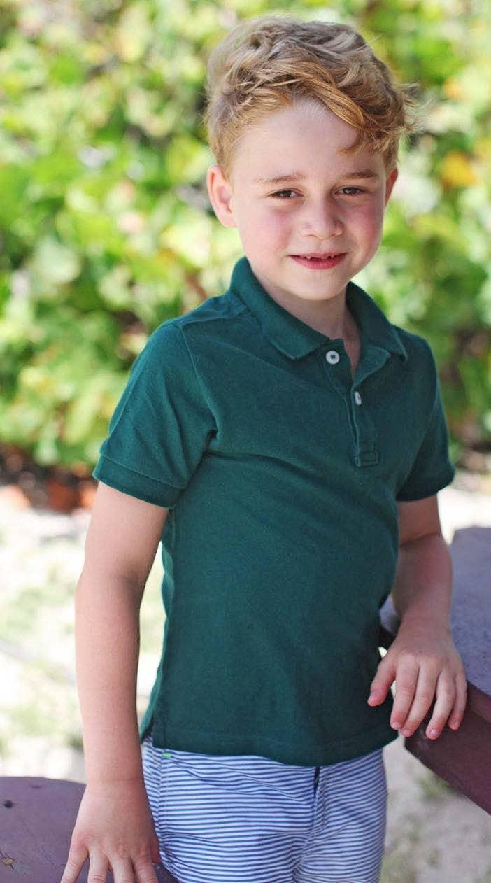 Prince George Turns 6!