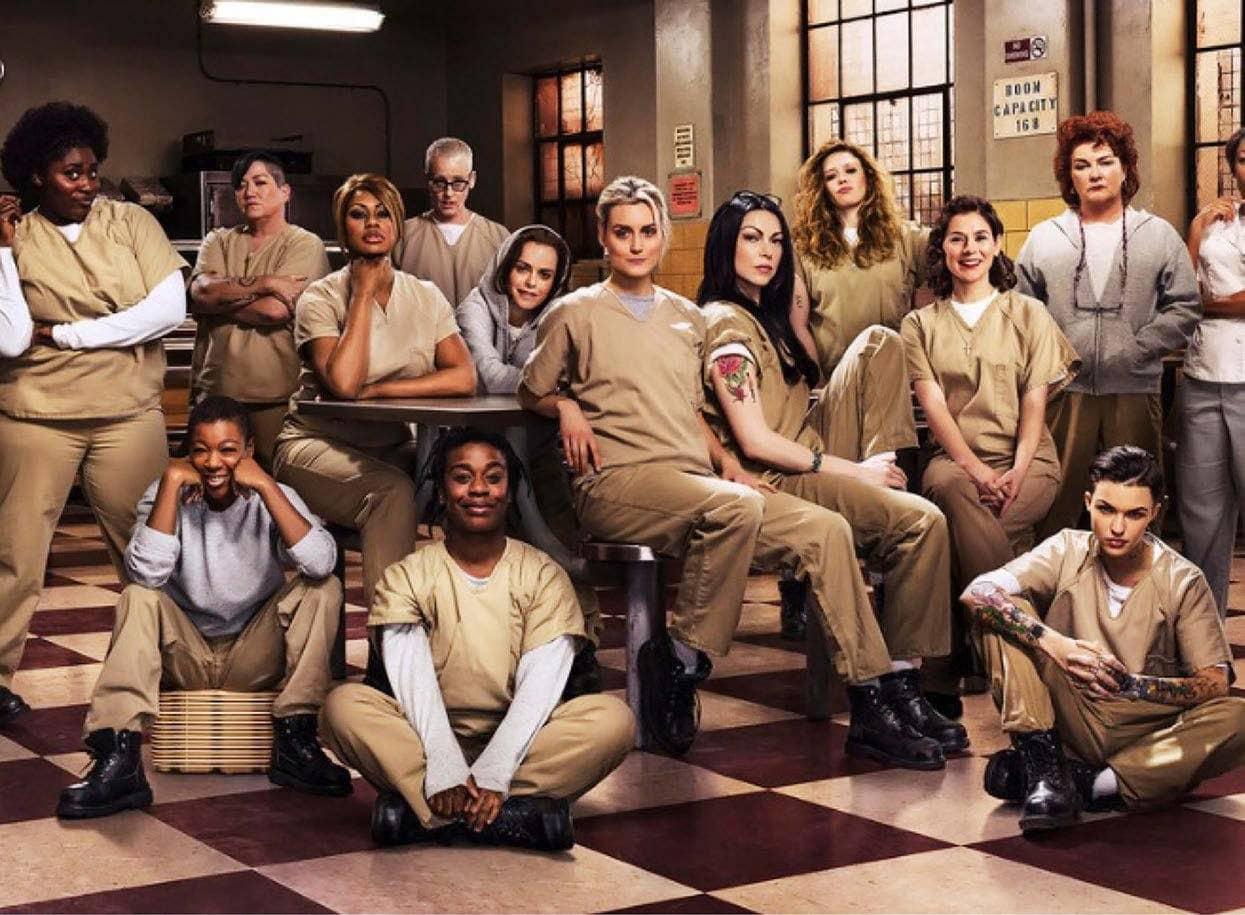 Netflix Hit 5 Reasons We Love Orange Is The New Black