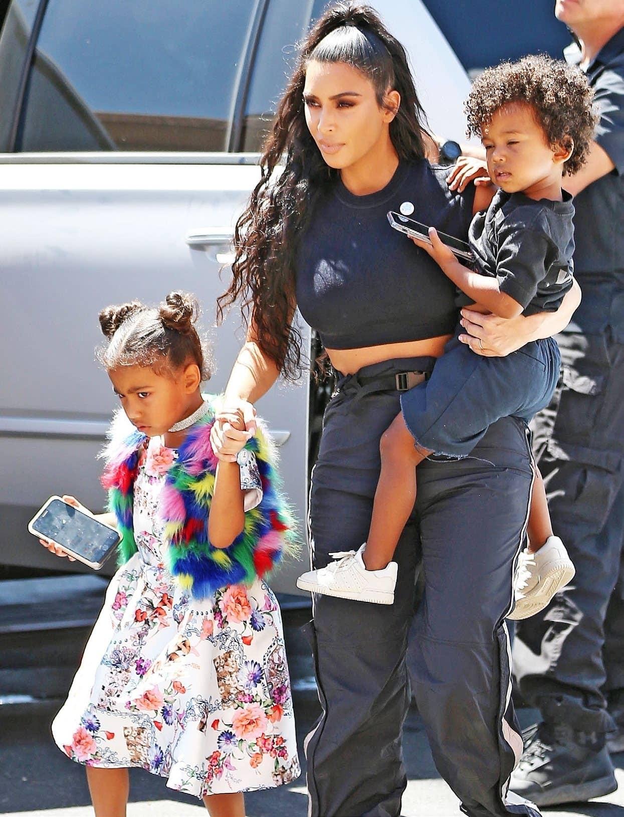 Kim To Kanye - 'I'm Done!'