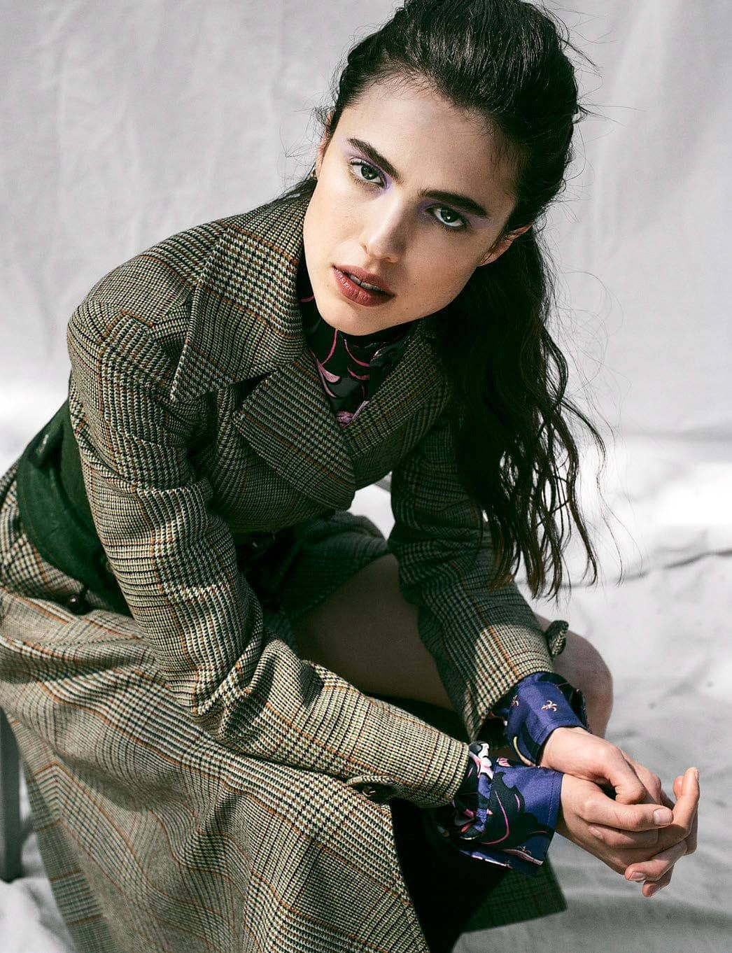 Why Margaret Qualley Traded Ballet For Following Her Mum Into Hollywood
