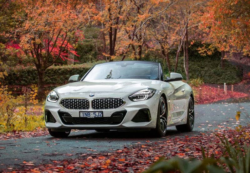 BMW Z4 Indulges Our Convertible Sports Car Fantasies