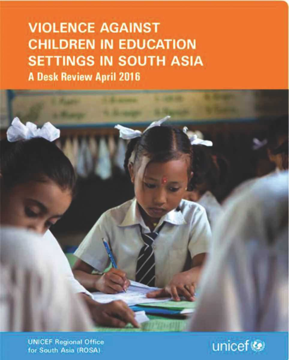 Ending All Forms Of Violence Against Children In Schools