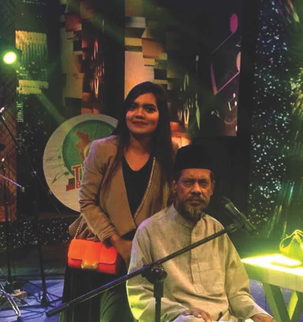 Elma Siddiqui Retraces Father's Steps