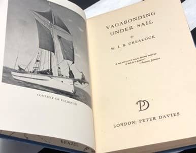 Vagabonding under sail