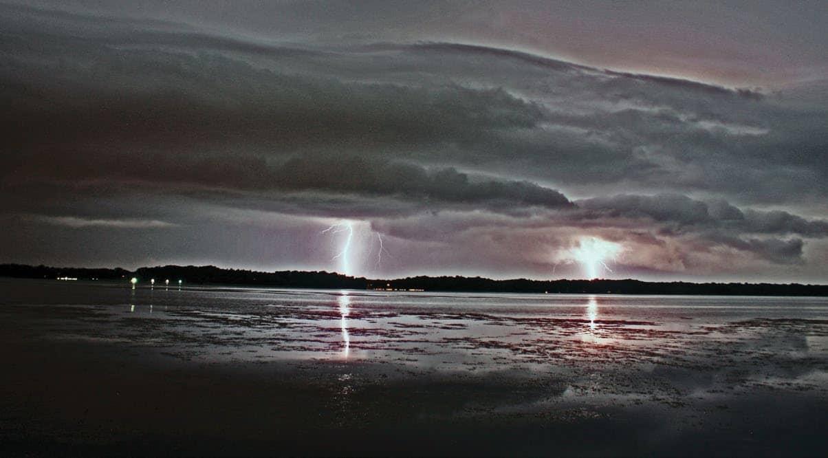 Dodging lightning