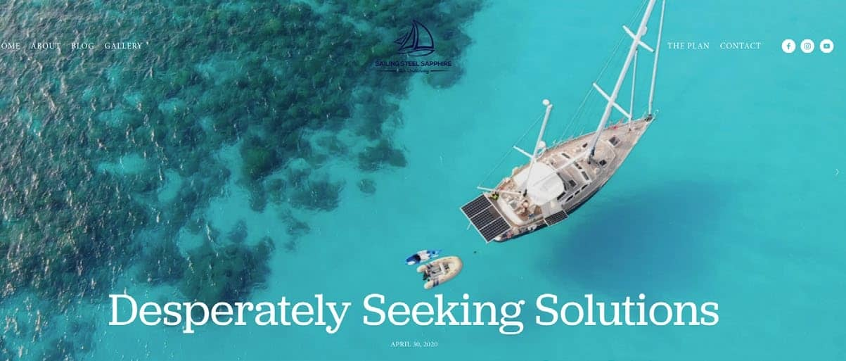 Desperately Seeking Solutions