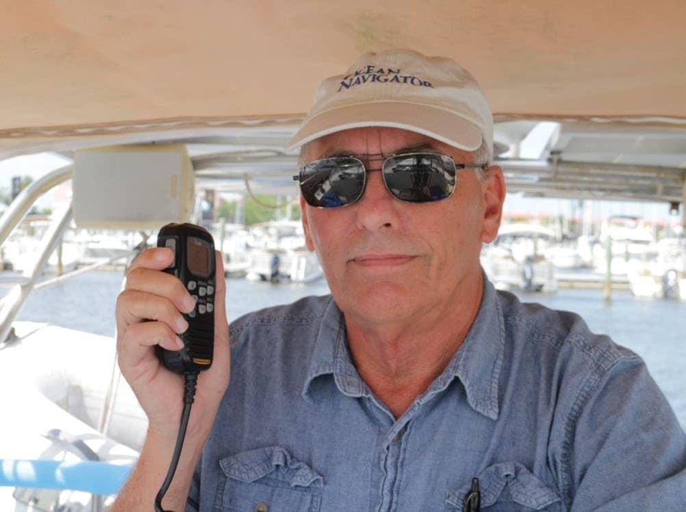 The humble yet capable marine VHF