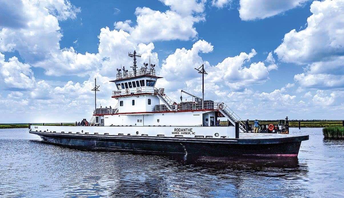 North Carolina Adds Capacity, Maneuverability With New VSP Ferry