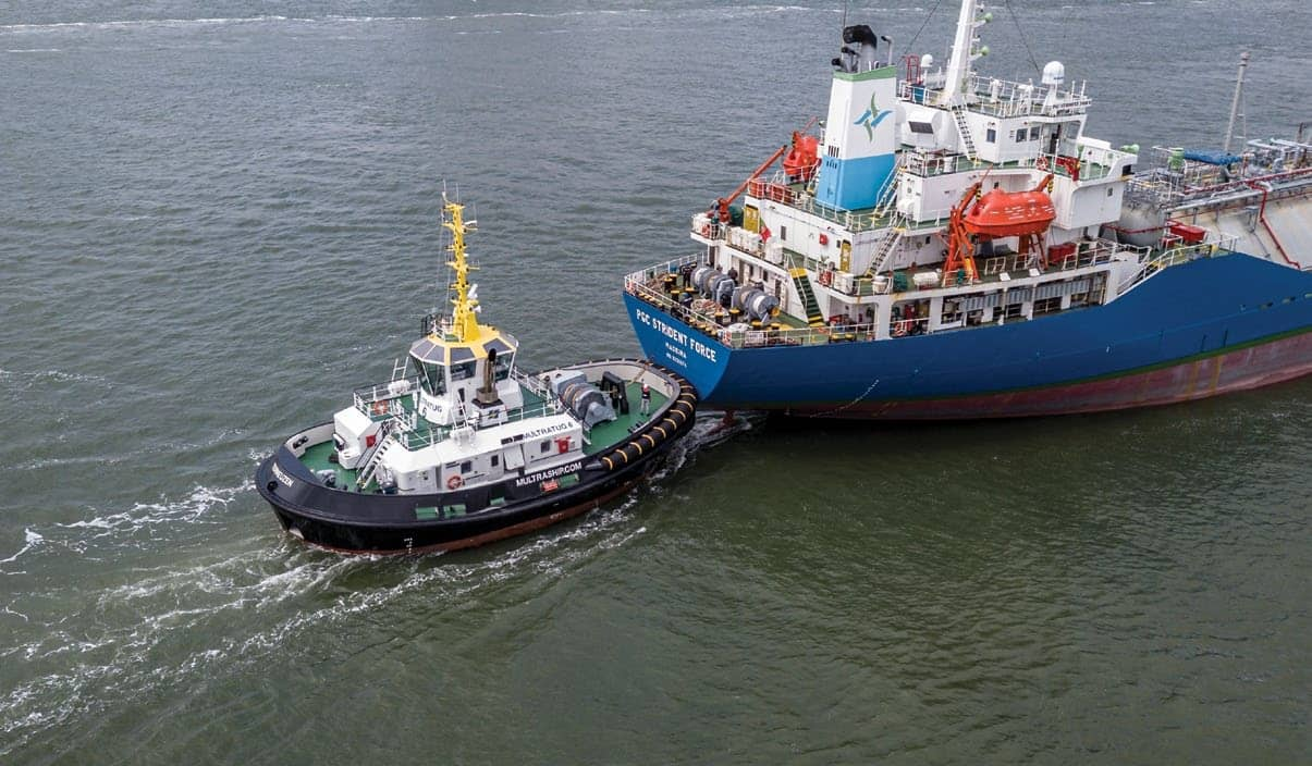 All-Electric Tugs And Pilot Boats: Are They Ready For Prime Time?