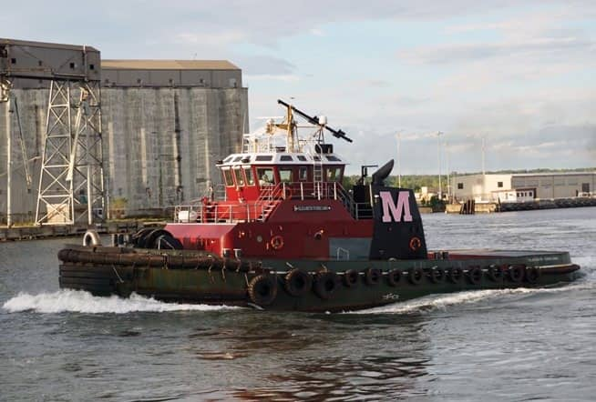Towing - Moran Tugs Power Up To Meet New Demands In Port Of Charleston