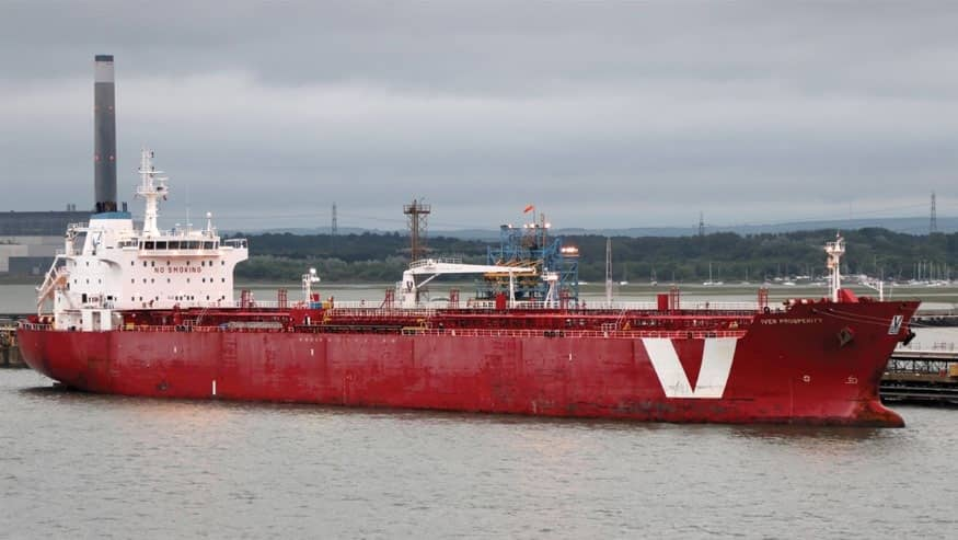 Lobster boat holes tanker in open-sea collision off Martha's Vineyard