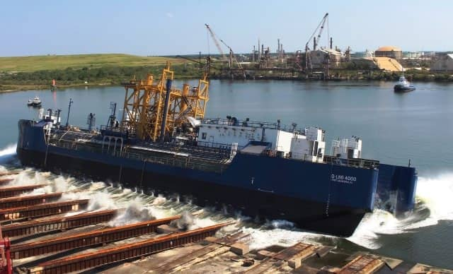 Report finds shift to LNG could worsen shipping's climate impact