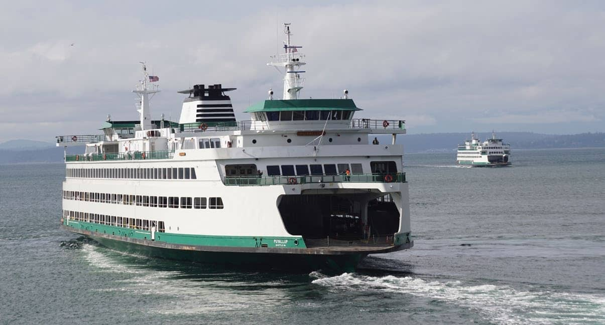 Expecting the unexpected simply routine for WSF ferry crews