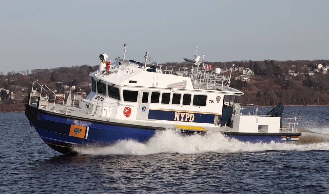 Need for tighter port security driving new demand for patrol boats
