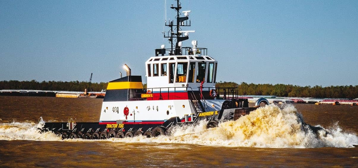 Bisso Towboat adds new muscle on the Lower Mississippi