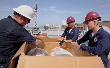 Pandemic clouds job outlook for new maritime academy grads