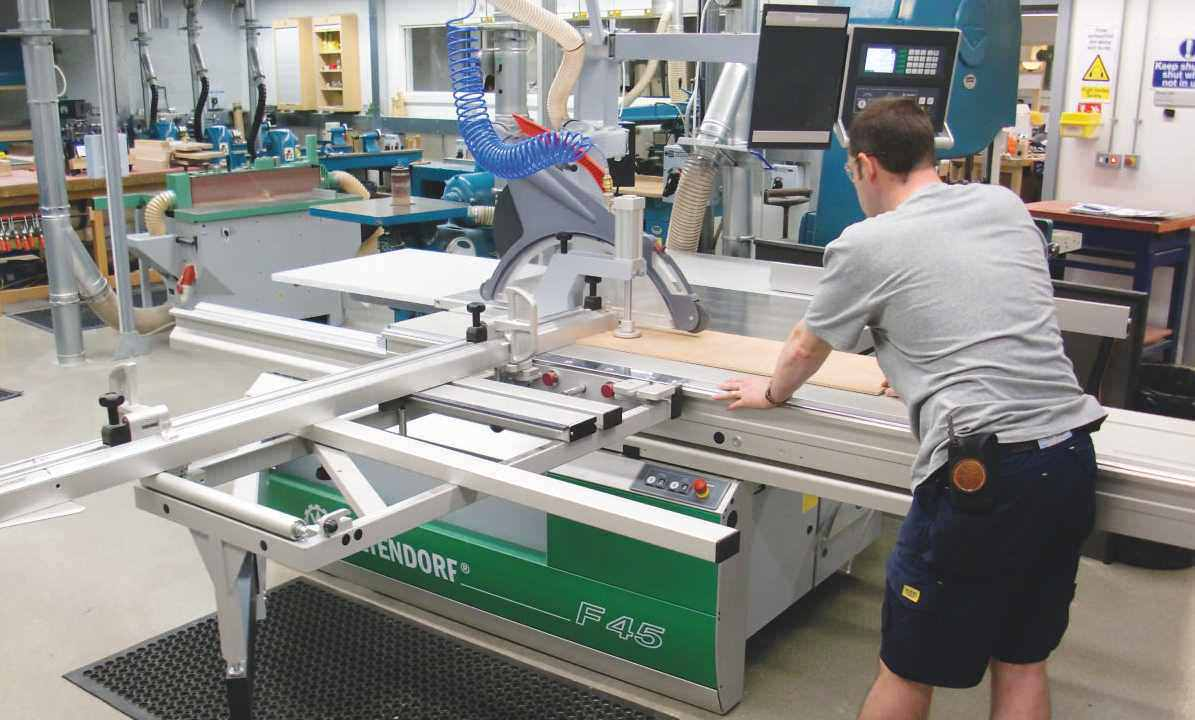 Top Tips for Buying Woodworking Machinery