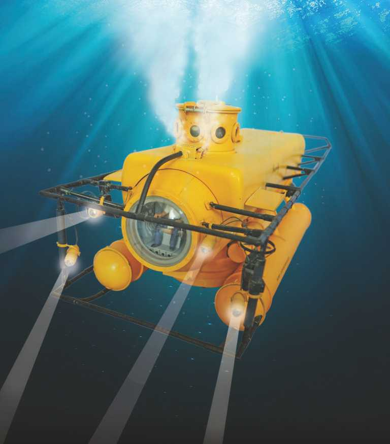 Perry Submersible