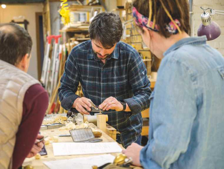 Why Scotland Is The Place For Woodworking
