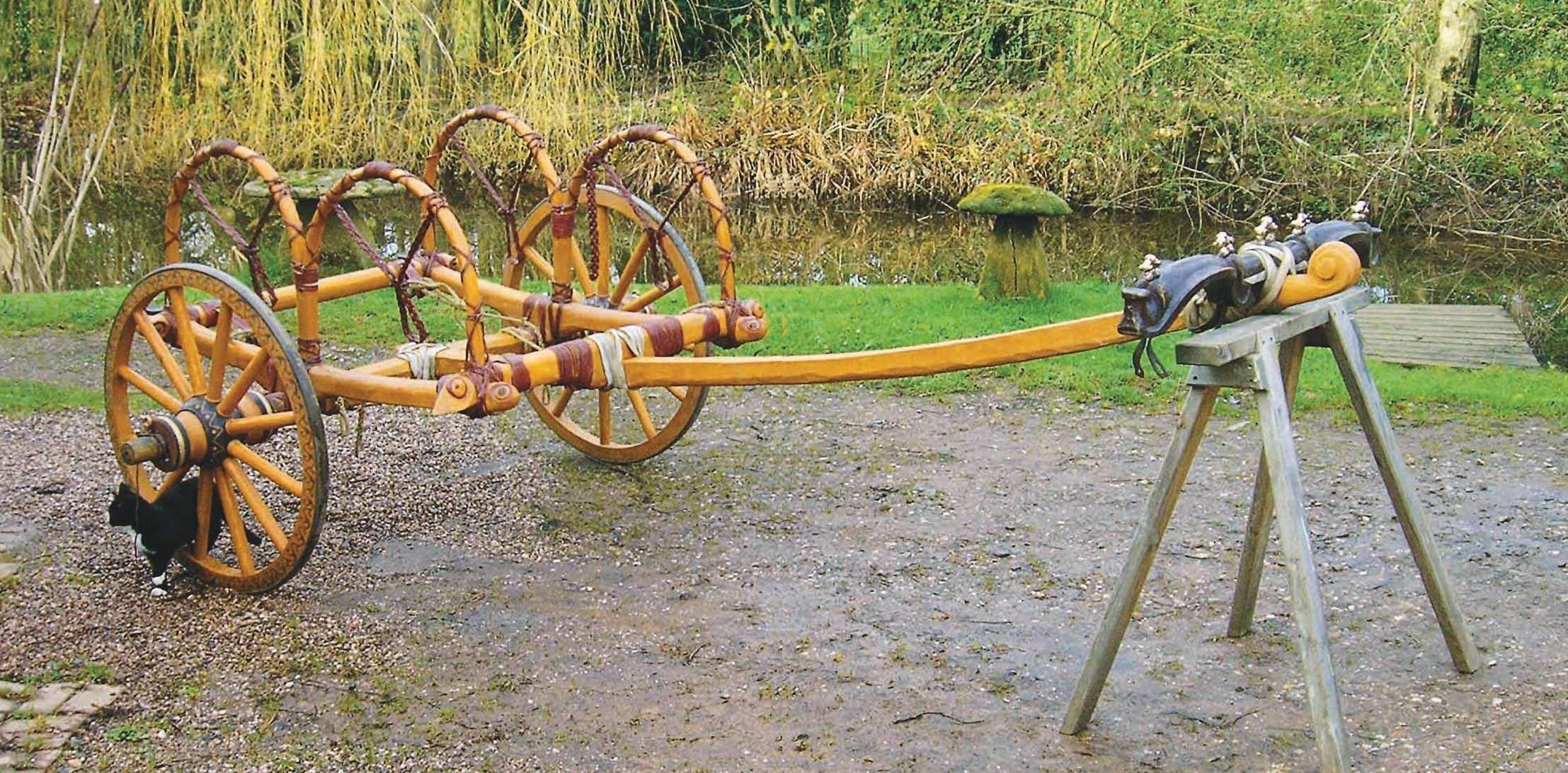BUILDING AN IRON AGE CHARIOT