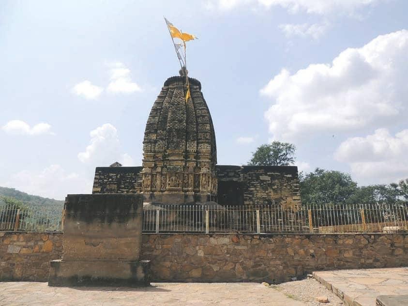 The Neelkanth Mahadev Temple Of Alwar