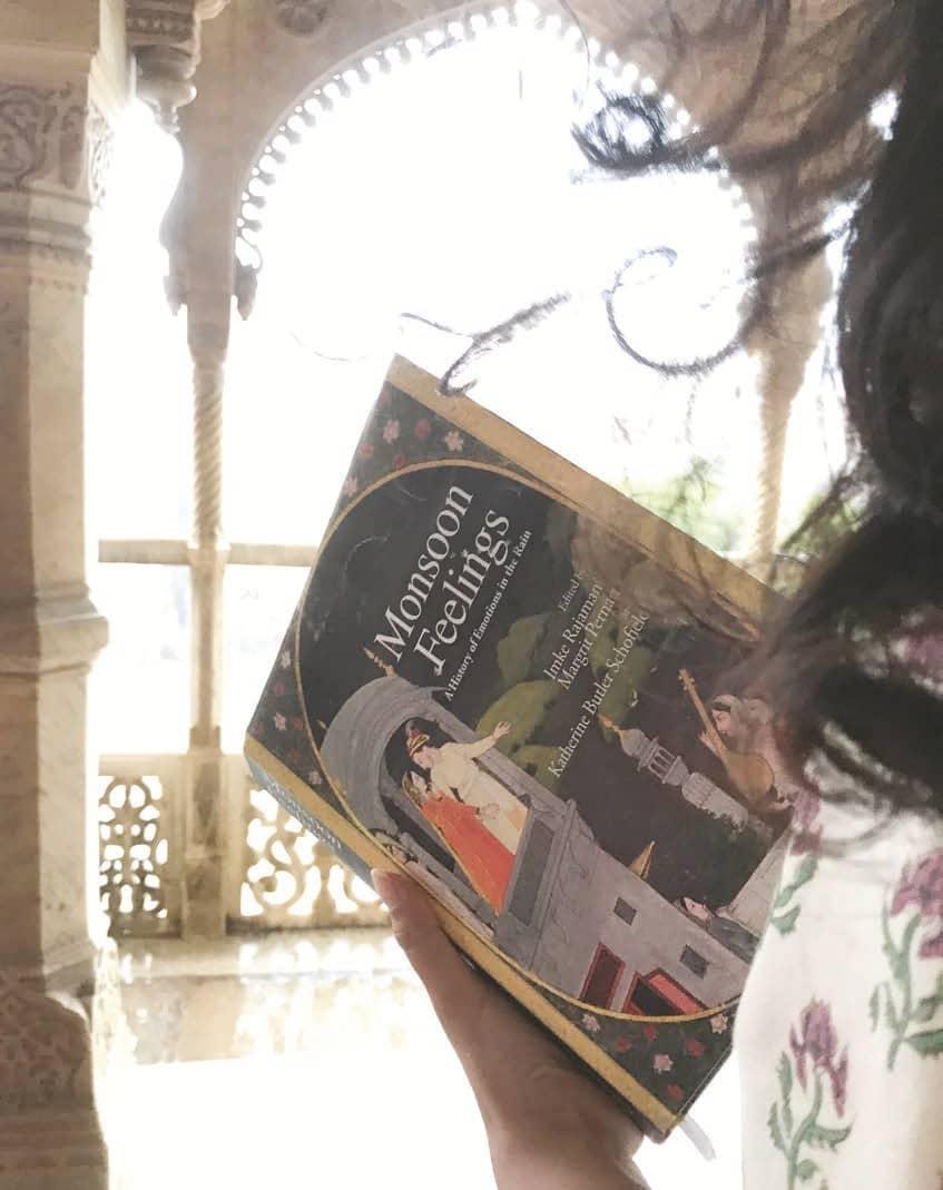 Books Monsoon Feelings