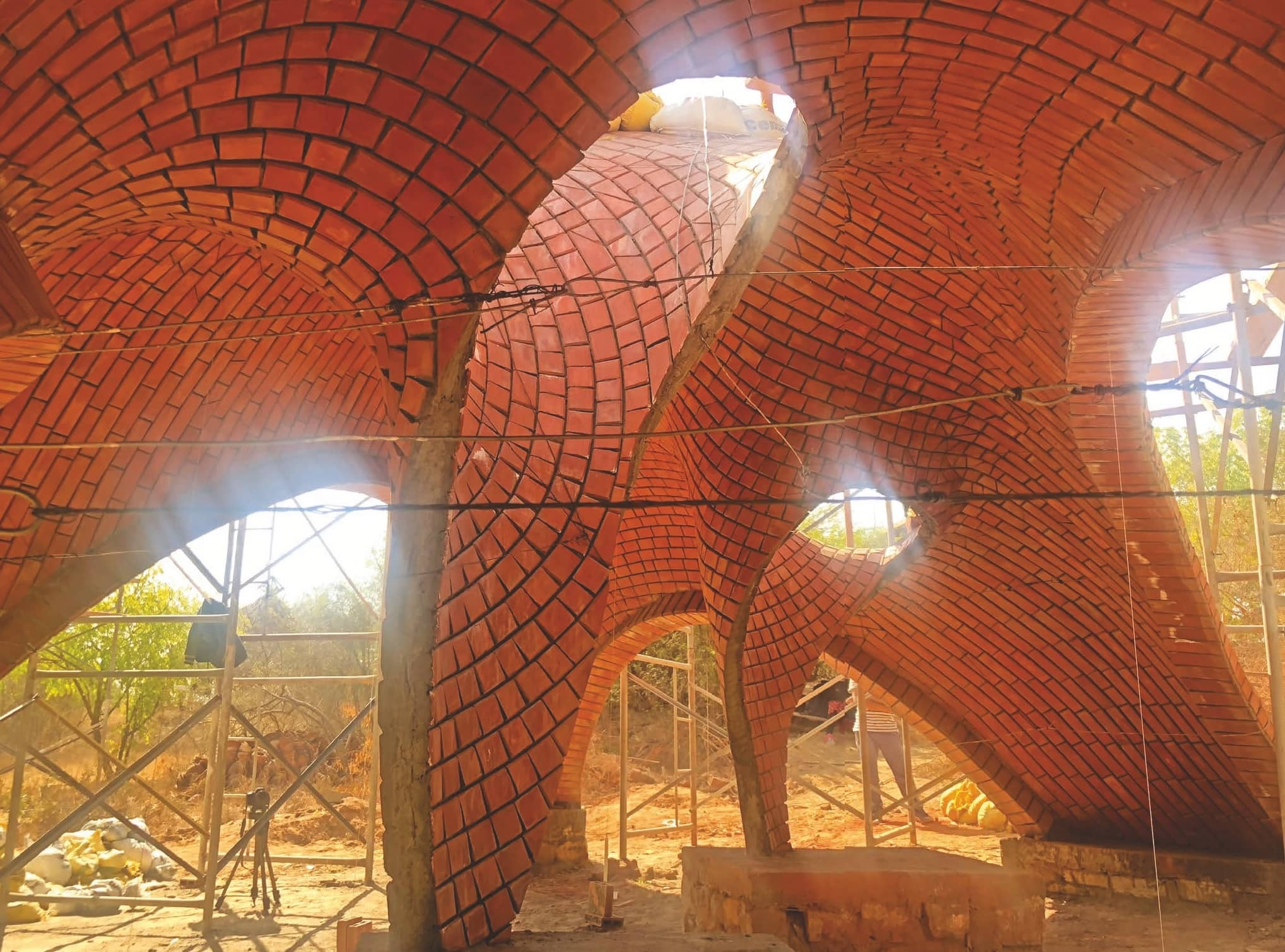 Bridging The Gap: Computation For Construction In India