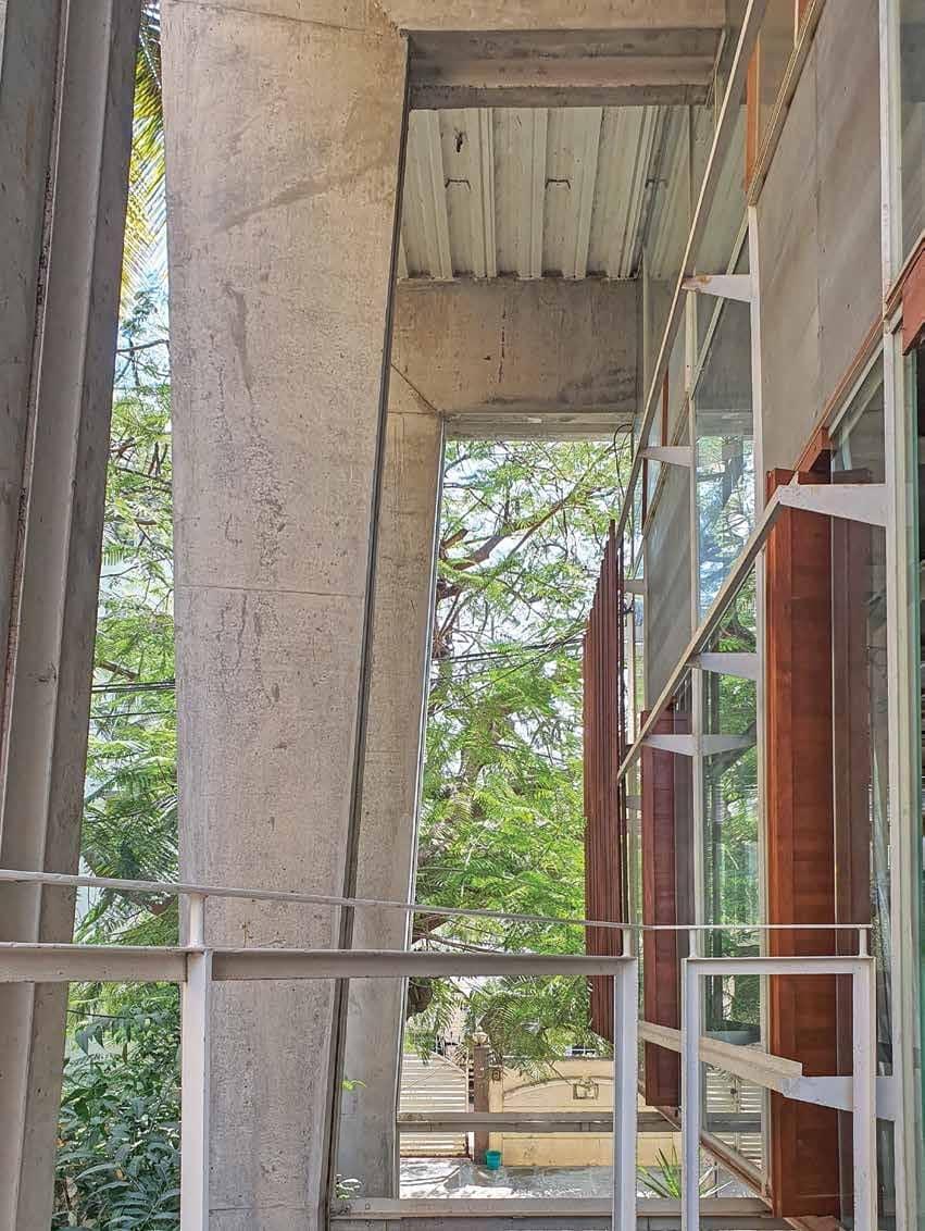 Architecture: A Daring and Visceral Pragmatism