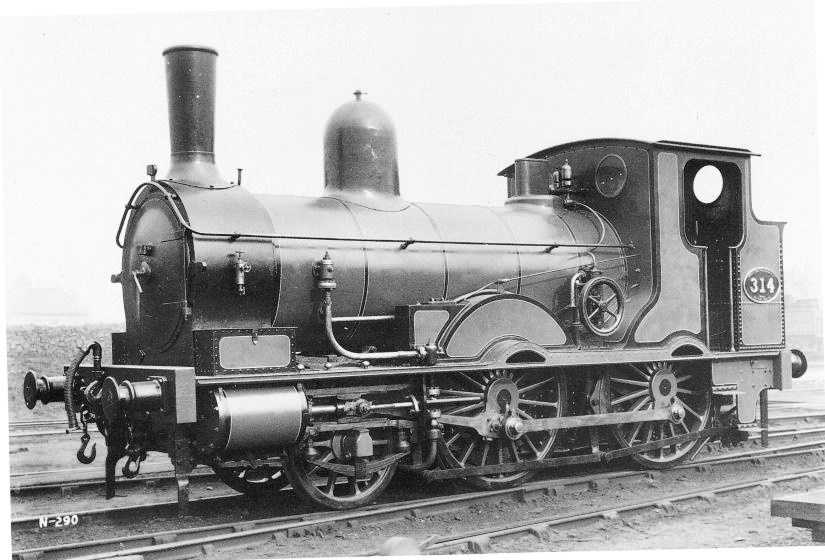 Wenford A 7¼ Inch Gauge 2-4-0 Beattie Well Tank