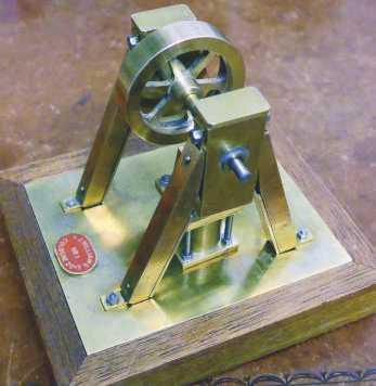 SHOWCASE Paul's Engine