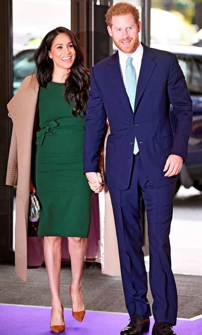 Meghan: Due On Archie's First Birthday
