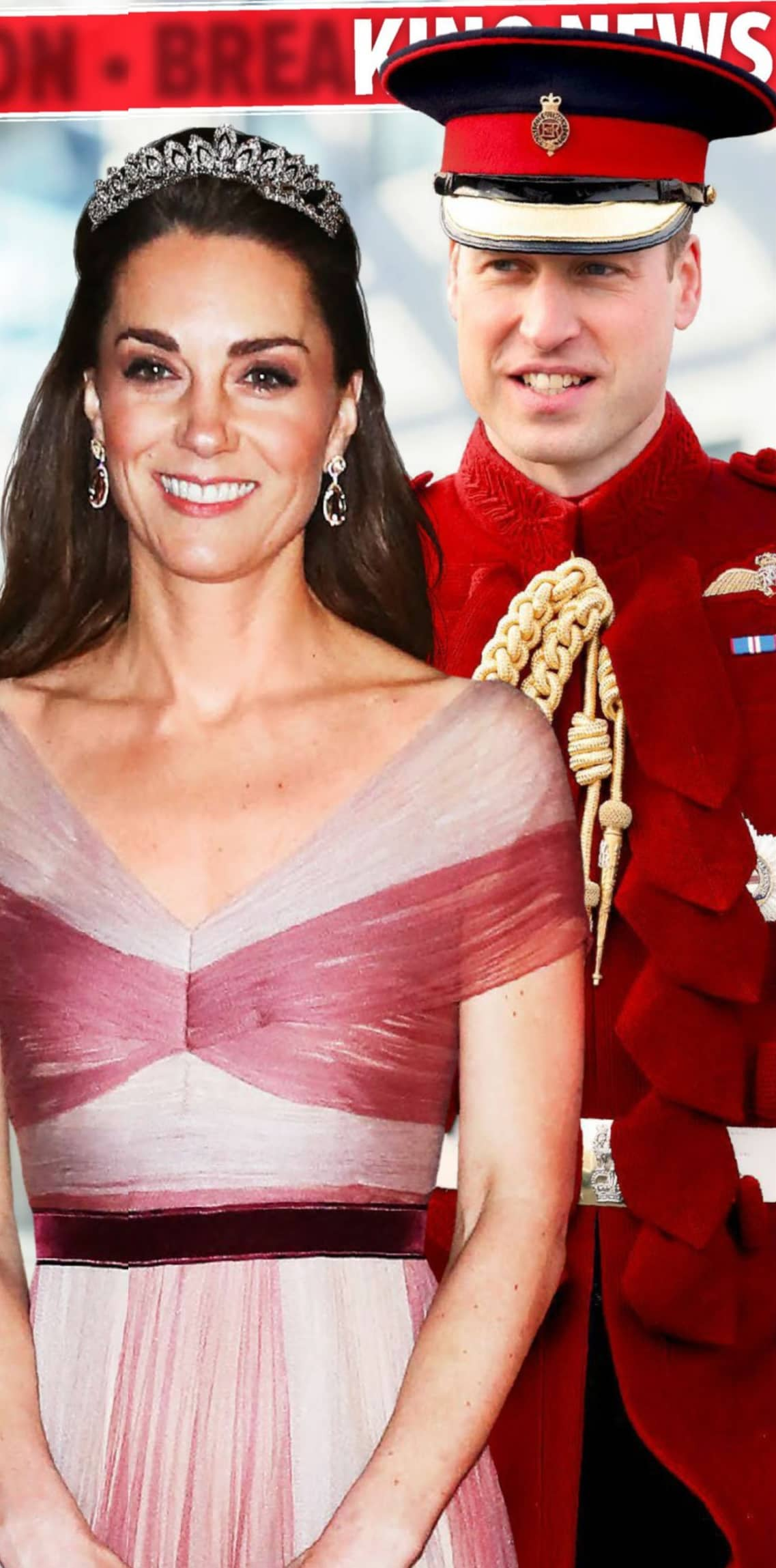 Kate & Wills To Save The Monarchy