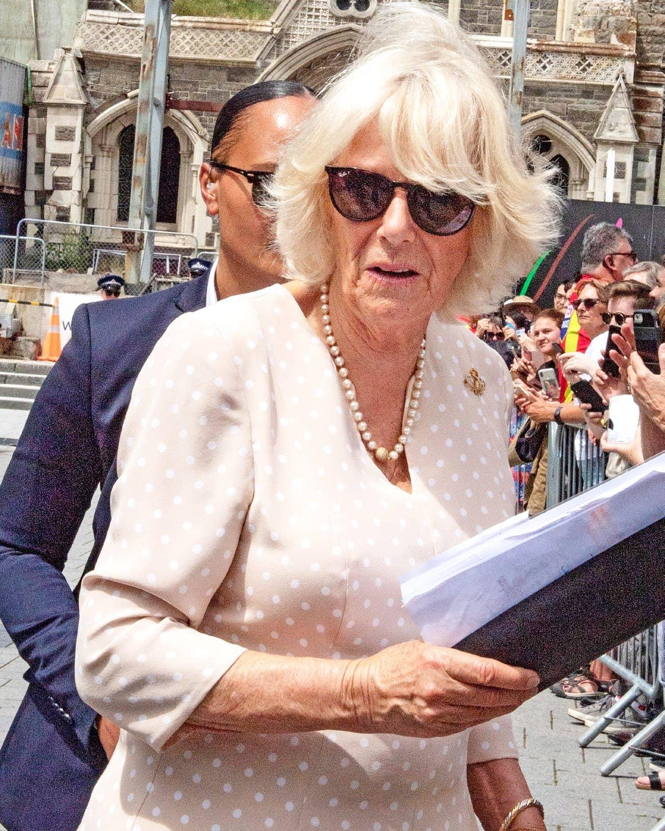 The Crown's Secret Leak Revealed... It's Camilla!