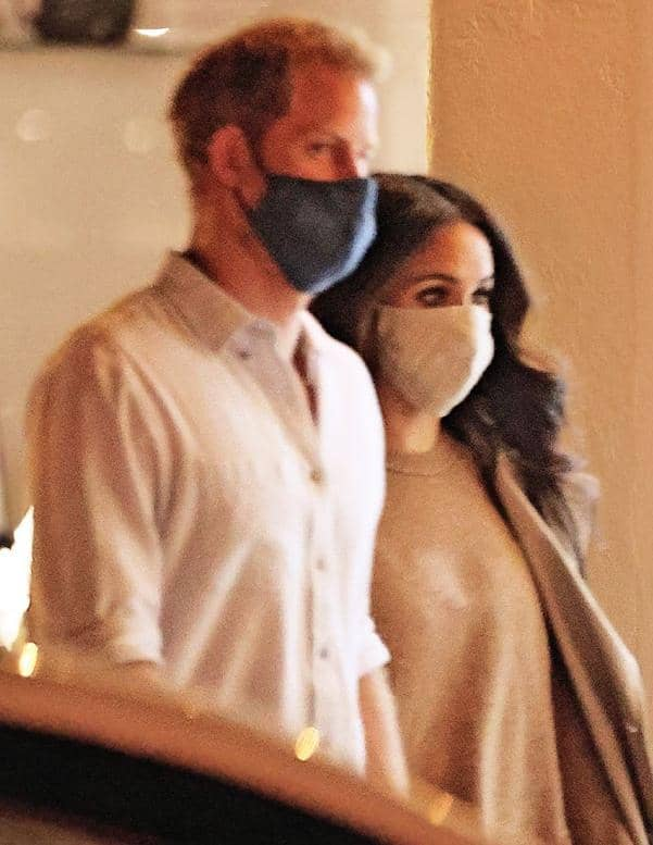 Bombshell US investigation MEGHAN & HARRY FLEE TO FROGMORE!
