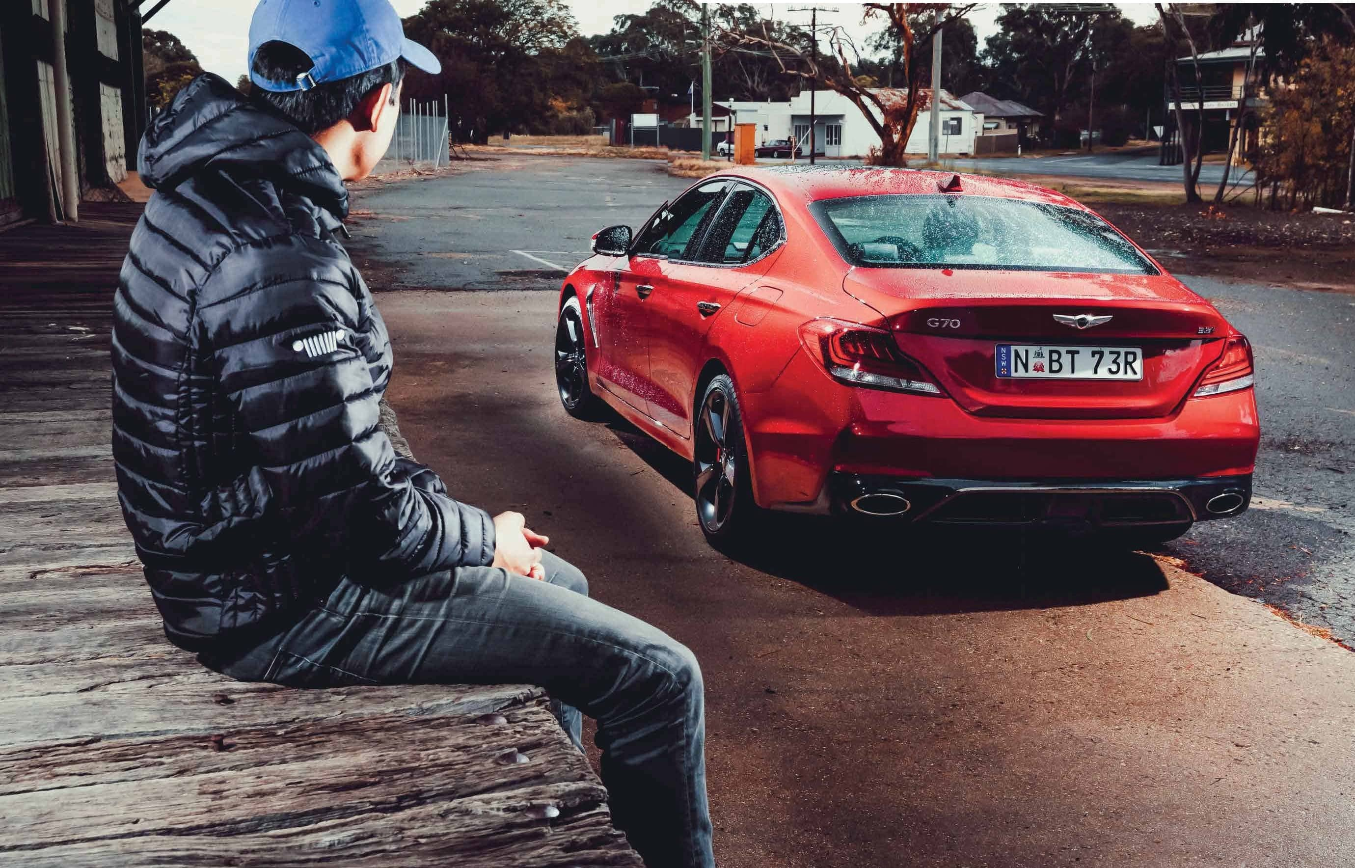 Can The Leather-packed Genesis Fill A Calais-sized Hole In Our Hearts?