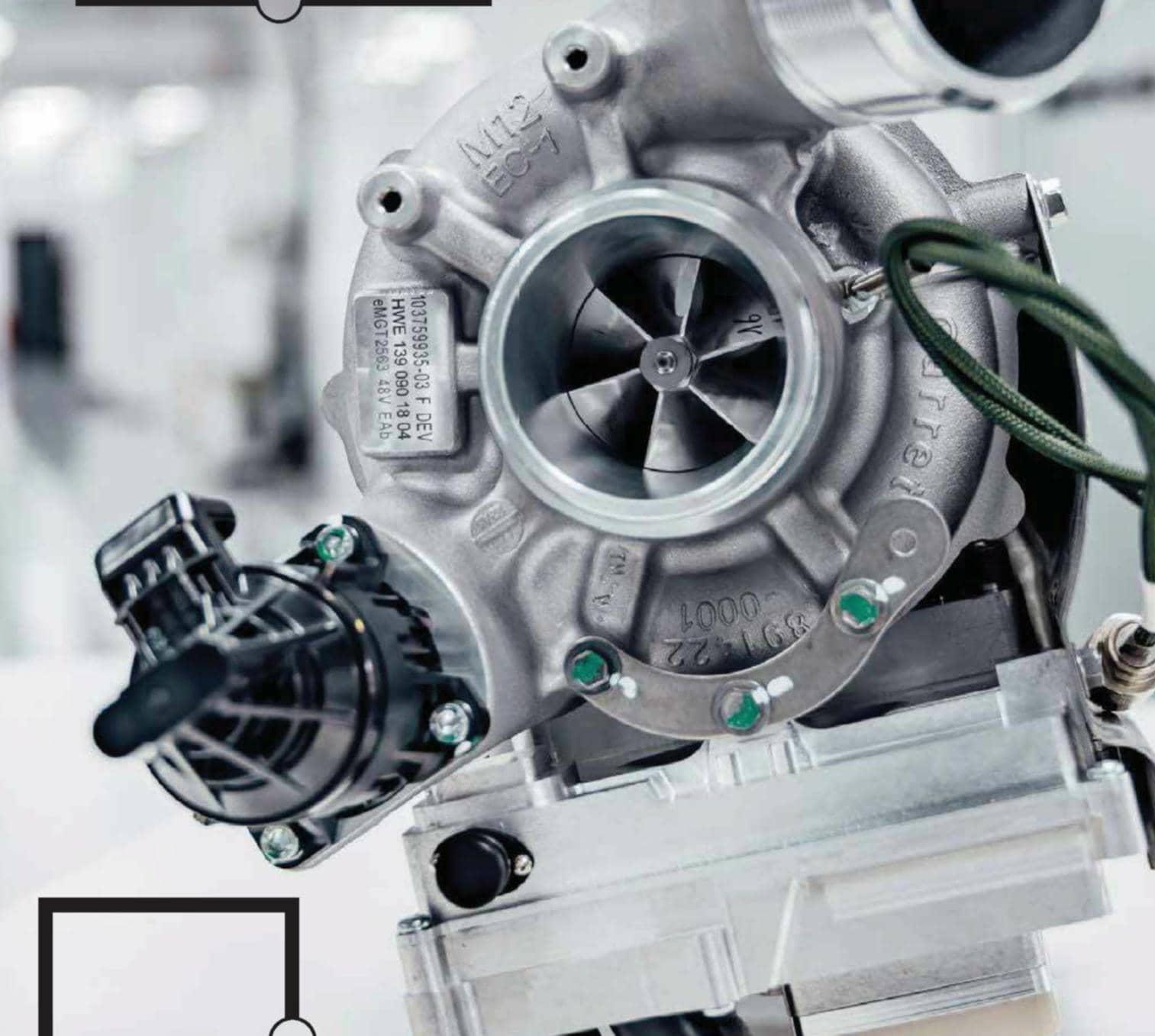 AMG's Cutting Edge Electric Anti-Lag System
